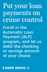 Put your loan payments on cruise control